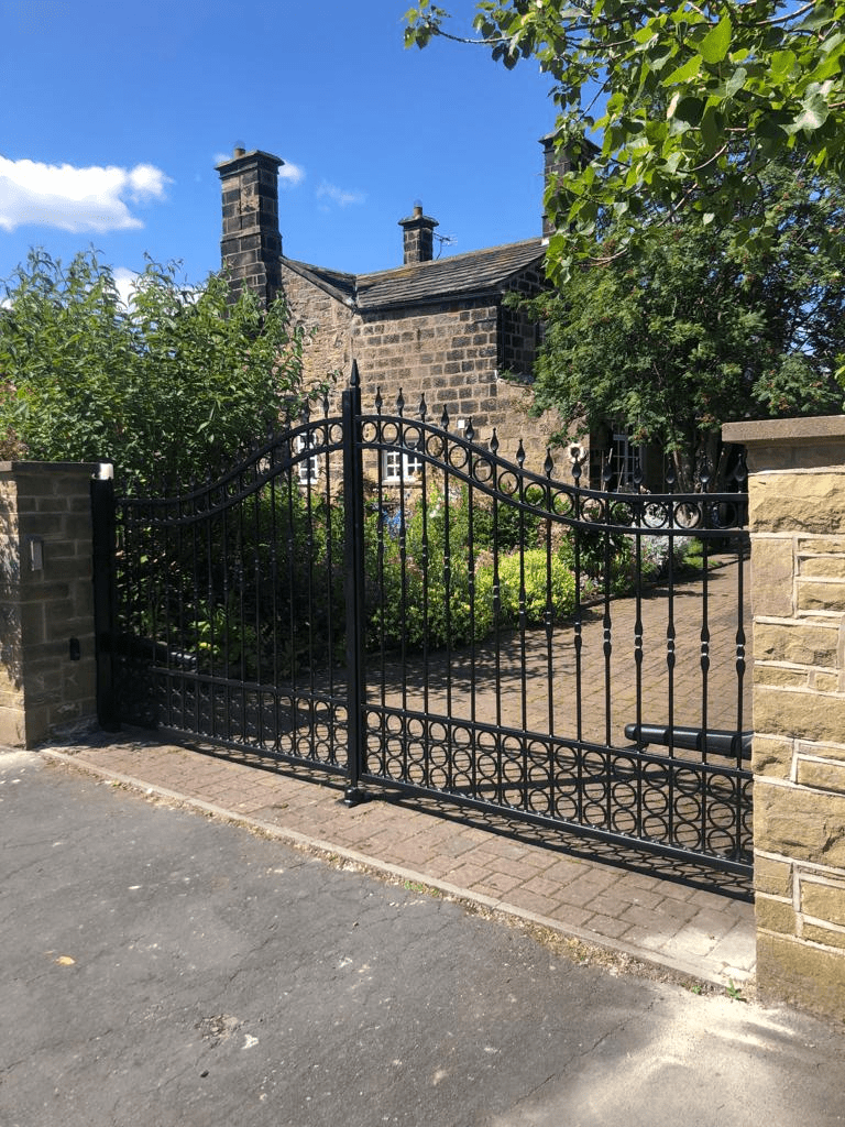 electric gates installation bramhope