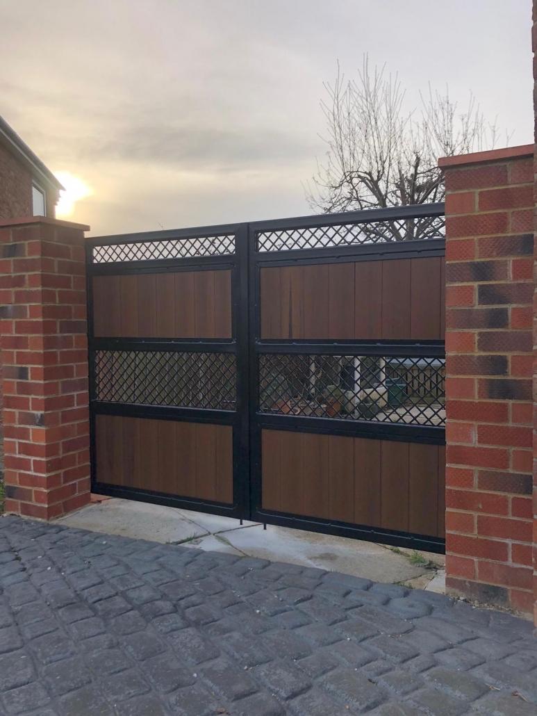 gates railings west yorkshire