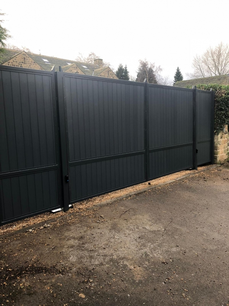 drive gates fabrication bradford