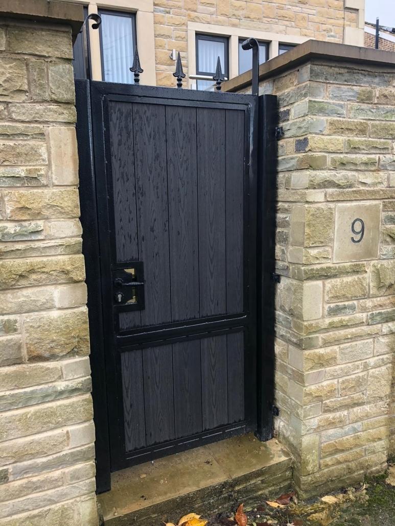 gates fabrication west yorkshire