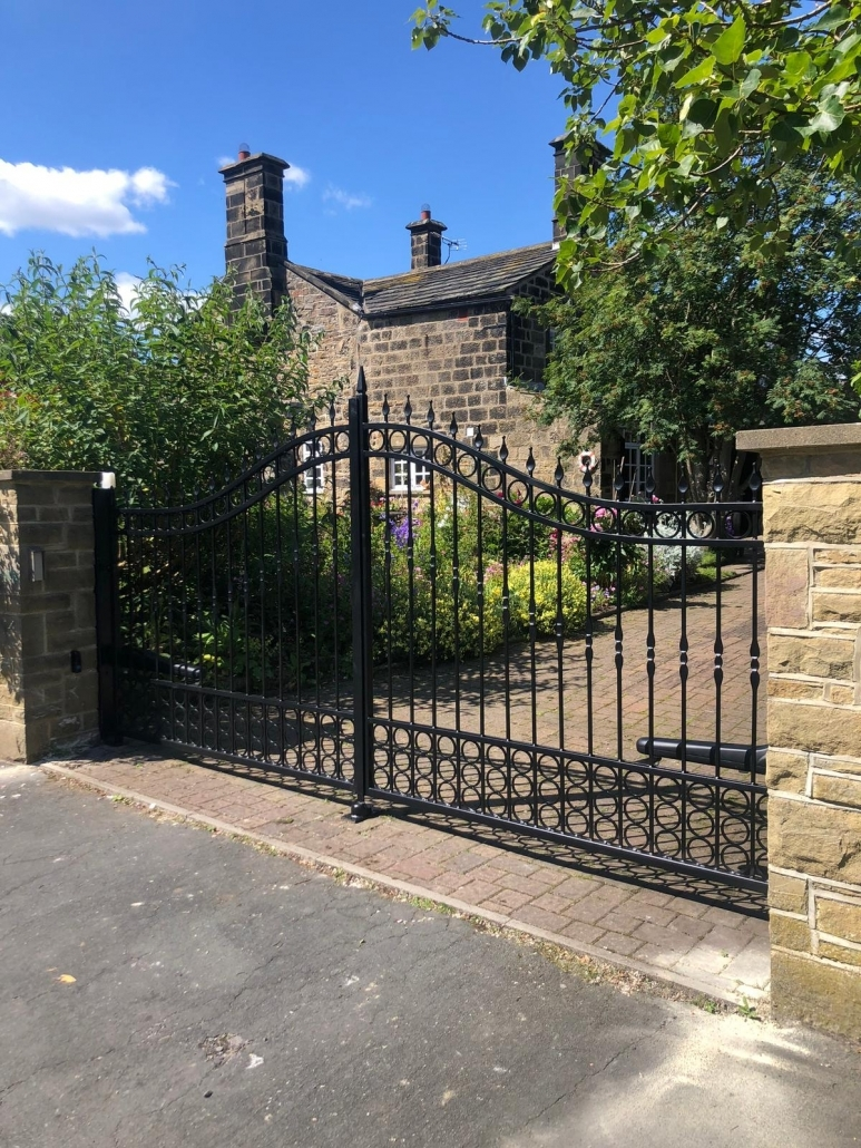 steel gate fabrication yorkshire