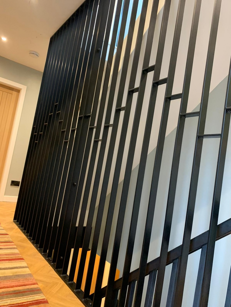 internal decorative railing